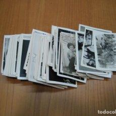 Fotografía antigua: LOTE DE FOTOGRAFÍAS ANTIGUAS. Lote 194585448