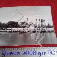 Fotografía antigua: TUBAL SEVILLA VISTA DEL INSTITUTO MURILLO 1961 FOTOGRAFIA 100% ORIGINAL B47. Lote 194652093