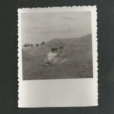 Fotografía antigua: ANTIGUA FOTOGRAFIA. Lote 194778693