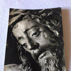Fotografía antigua: SEMANA SANTA SEVILLA. CRISTO DE LA CONVERSIÓN, HDAD. DE MONTSERRAT. 10,5X15. Lote 194924281