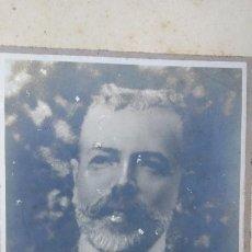 Fotografía antigua: SEÑOR DE ÈPOCA. Lote 195023270