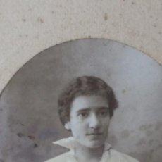 Fotografía antigua: FOTO DE ESTUDIO PAVON, SEVILLA, AÑOS 20. Lote 195024340