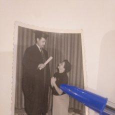 Fotografía antigua: FOTO HIPERIO. MELILLA.. Lote 195056513