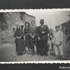 Fotografía antigua: ANTIGUA FOTOGRAFIA COSTUMBRISTA. Lote 195193221
