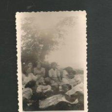 Fotografía antigua: ANTIGUA FOTOGRAFIA. Lote 195193303
