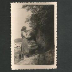 Fotografía antigua: ANTIGUA FOTOGRAFIA. Lote 195193425