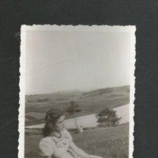 Fotografía antigua: ANTIGUA FOTOGRAFIA MOGRO - SANTANDER. Lote 195357765