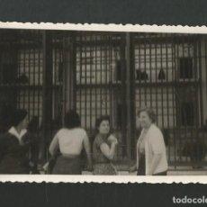 Fotografía antigua: ANTIGUA FOTOGRAFIA LISBOA AÑOS CINCUENTA. Lote 195357783