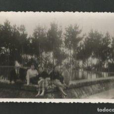 Fotografía antigua: ANTIGUA FOTOGRAFIA VIGO. Lote 195357871