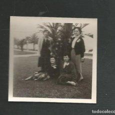 Fotografía antigua: ANTIGUA FOTOGRAFIA OPORTO. Lote 195357907