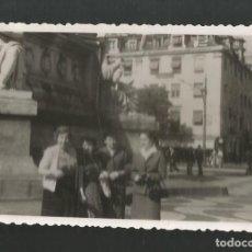 Fotografía antigua: ANTIGUA FOTOGRAFIA LISBOA AÑOS CINCUENTA. Lote 195357935