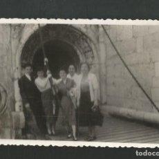 Fotografía antigua: ANTIGUA FOTOGRAFIA LISBOA AÑOS CINCUENTA. Lote 195357966