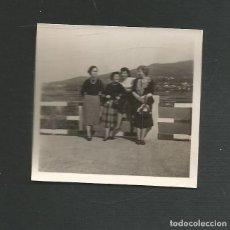 Fotografía antigua: ANTIGUA FOTOGRAFIA TUY. Lote 195358008