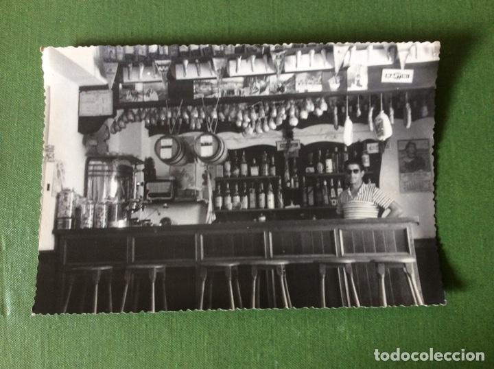 FOTOGRAFÍA DE ANTIGUA CANTINA MALLORQUINA AÑOS 40 (Fotografía Antigua - Fotomecánica)