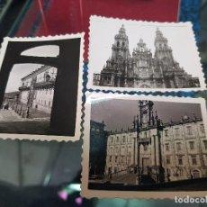 Fotografía antigua: ANTIGUAS FOTOGRAFIAS PEQUEÑO FORMATO SANTIAGO DE COMPOSTELA 1939. Lote 195451562