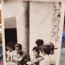 Fotografía antigua: ANTIGUA FOTOGRAFIA TOLEDO CASA DEL GRECO. Lote 195451698