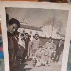 Fotografía antigua: ANTIGUA FOTOGRAFIA PARTIDO DE FUTBOL CORDOBA . Lote 195453040