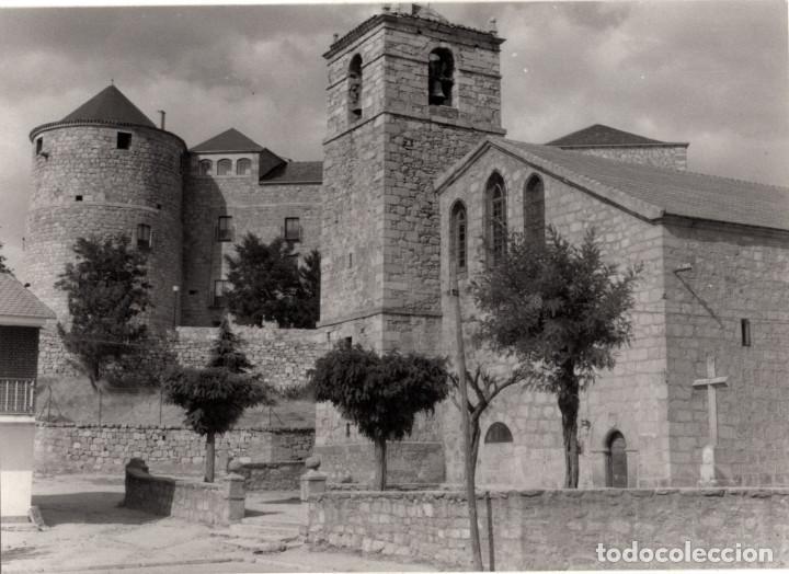 Fotografía antigua: ARÉVALO.(ÁVILA).- LOTE DE 16 FOTOGRAFIAS AÑOS 60.- 9X12,5. - Foto 2 - 195756475