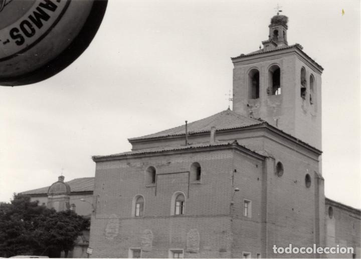 Fotografía antigua: ARÉVALO.(ÁVILA).- LOTE DE 16 FOTOGRAFIAS AÑOS 60.- 9X12,5. - Foto 4 - 195756475