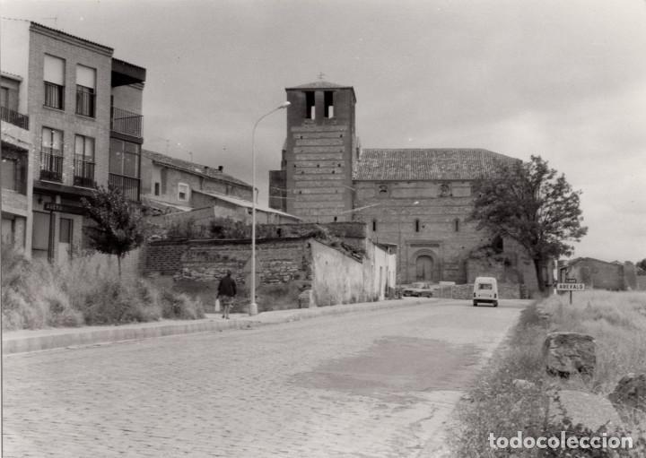 Fotografía antigua: ARÉVALO.(ÁVILA).- LOTE DE 16 FOTOGRAFIAS AÑOS 60.- 9X12,5. - Foto 14 - 195756475