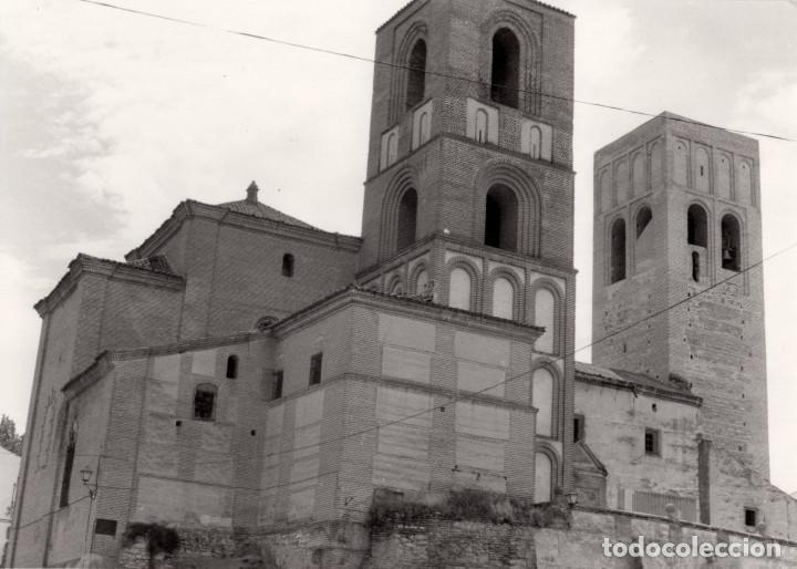 Fotografía antigua: ARÉVALO.(ÁVILA).- LOTE DE 16 FOTOGRAFIAS AÑOS 60.- 9X12,5. - Foto 15 - 195756475