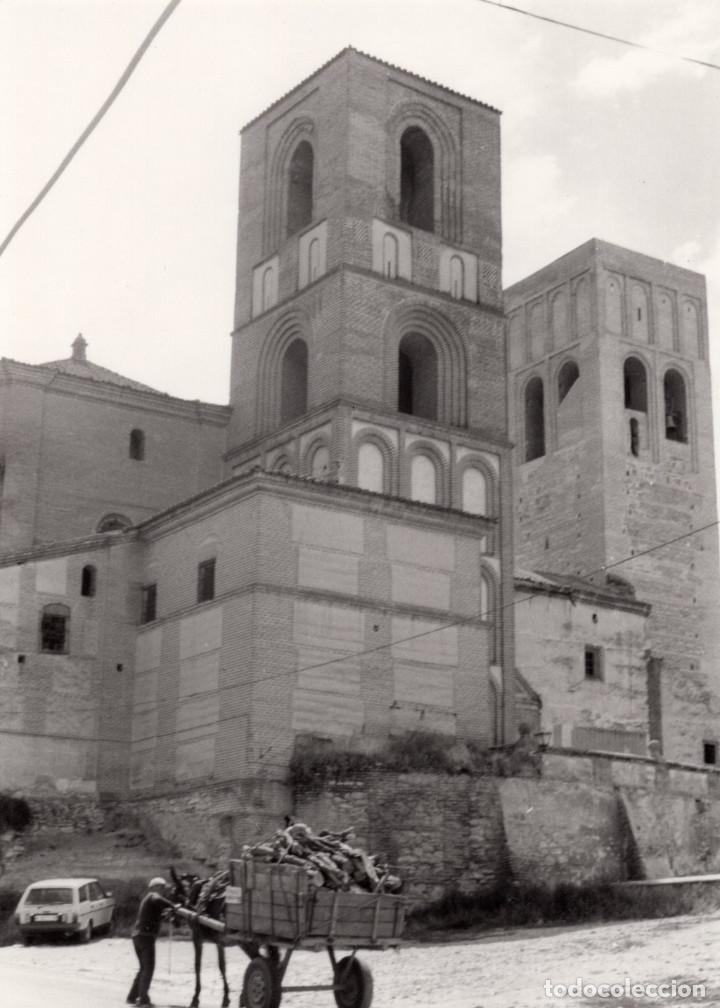 Fotografía antigua: ARÉVALO.(ÁVILA).- LOTE DE 16 FOTOGRAFIAS AÑOS 60.- 9X12,5. - Foto 16 - 195756475