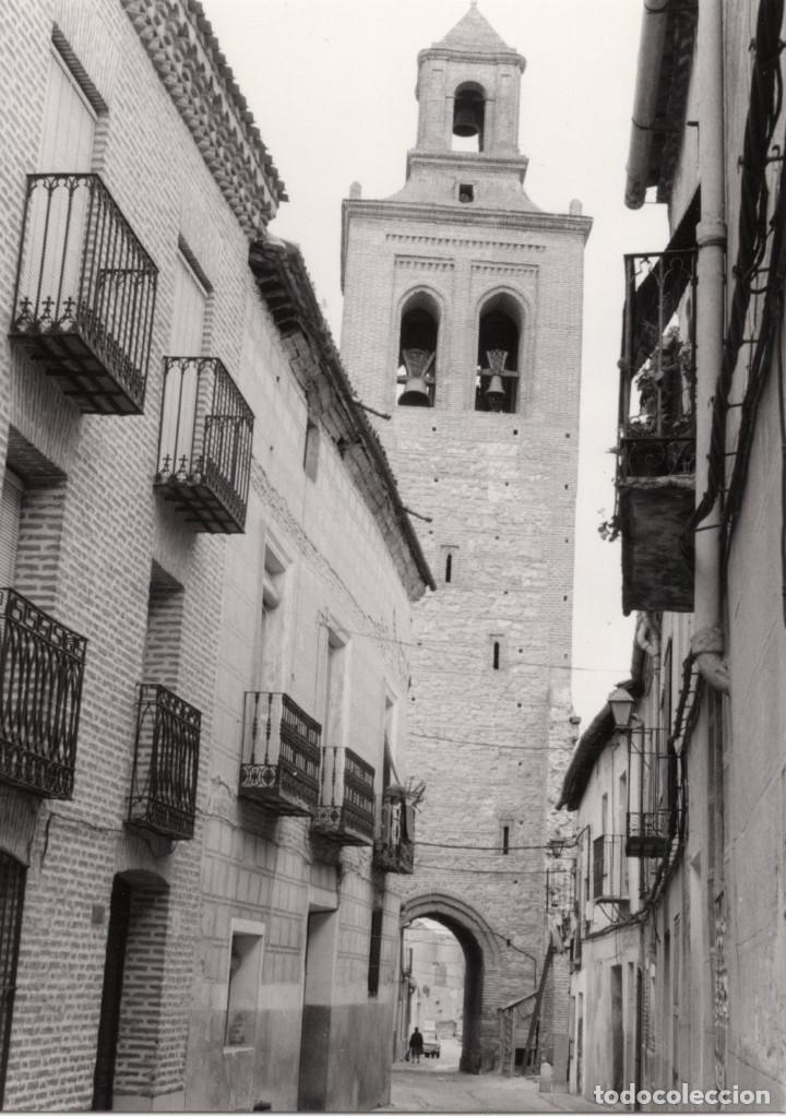 Fotografía antigua: ARÉVALO.(ÁVILA).- LOTE DE 16 FOTOGRAFIAS AÑOS 60.- 9X12,5. - Foto 18 - 195756475