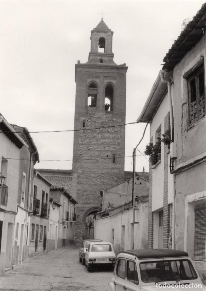 Fotografía antigua: ARÉVALO.(ÁVILA).- LOTE DE 16 FOTOGRAFIAS AÑOS 60.- 9X12,5. - Foto 19 - 195756475