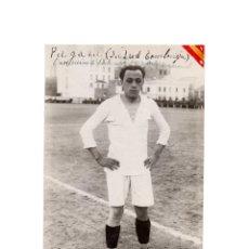 Fotografía antigua: REAL MADRID - FRANCISCO PAGAZAURTUNDUA GONZÁLEZ-MURRIETA. 1921 CAMPO DE FUTBOL DE O´DONELL.. Lote 195973947