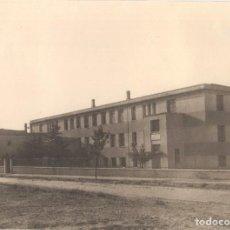 Fotografía antigua: CALAHORRA.(LA RIOJA).- HOSPITAL MUNICIPAL. 23,5X17.. Lote 196005583
