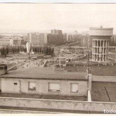 Fotografía antigua: MADRID. PLAZA DE CASTILLA. PAPEL AGFA. . Lote 196073648