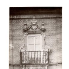 Fotografía antigua: ECIJA.(SEVILLA).- CASA DEL CONDE VALVERDE. 12X16,5.. Lote 196112142