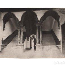 Fotografía antigua: ECIJA.(SEVILLA).- CASA DEL CONDE VALVERDE. 12X16,5.. Lote 196112216