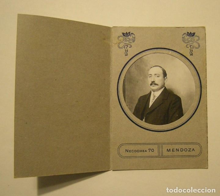 Fotografía antigua: FOTOGRAFIA ELECTRICA. FOTOGRAFO DE MENDOZA (ARGENTINA) - Foto 2 - 197307860