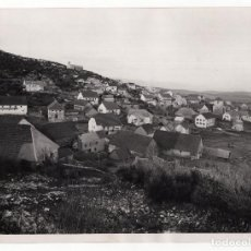 Fotografía antigua: ALBAURREA ALTA.(NAVARRA).- VISTA GENERAL. 17,5X23,5. FOTO. SOBRINO DE L.ROSING.. Lote 199406525