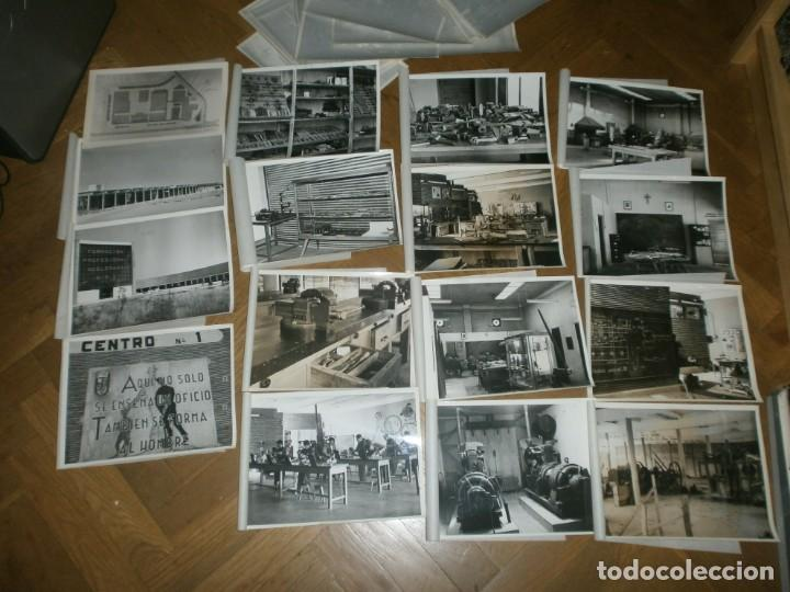 Fotografía antigua: 65 fotografías Mamegam- Centro Formación profesional Acelerada nº 1 jaén años 50 medida 24 X 18 cm. - Foto 2 - 200747730