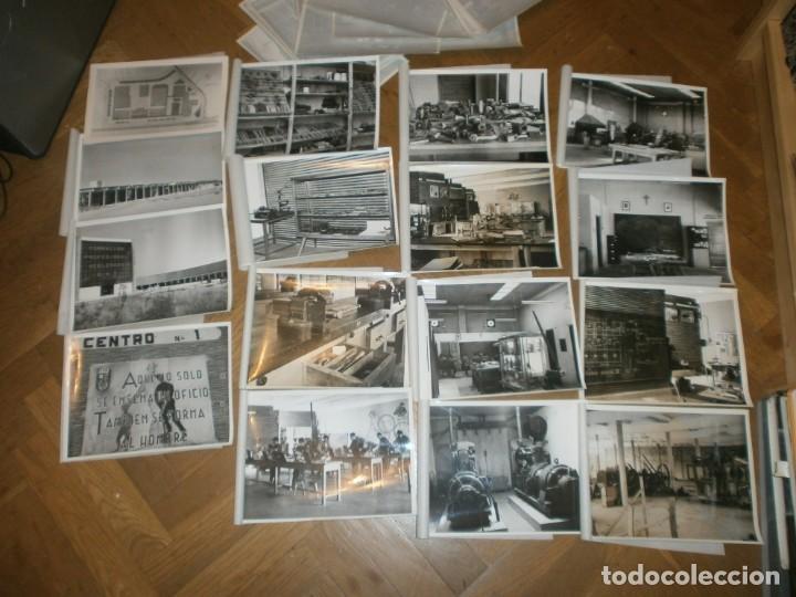 Fotografía antigua: 65 fotografías Mamegam- Centro Formación profesional Acelerada nº 1 jaén años 50 medida 24 X 18 cm. - Foto 3 - 200747730