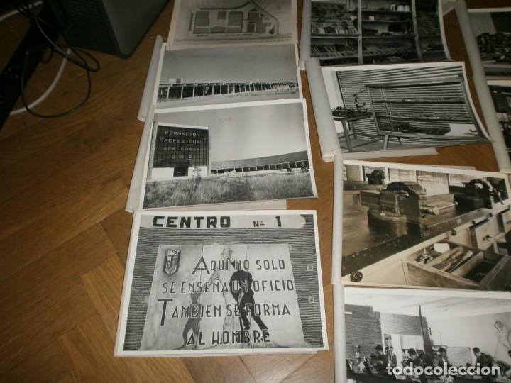 Fotografía antigua: 65 fotografías Mamegam- Centro Formación profesional Acelerada nº 1 jaén años 50 medida 24 X 18 cm. - Foto 5 - 200747730