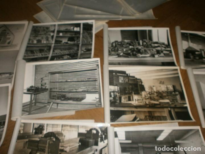 Fotografía antigua: 65 fotografías Mamegam- Centro Formación profesional Acelerada nº 1 jaén años 50 medida 24 X 18 cm. - Foto 6 - 200747730