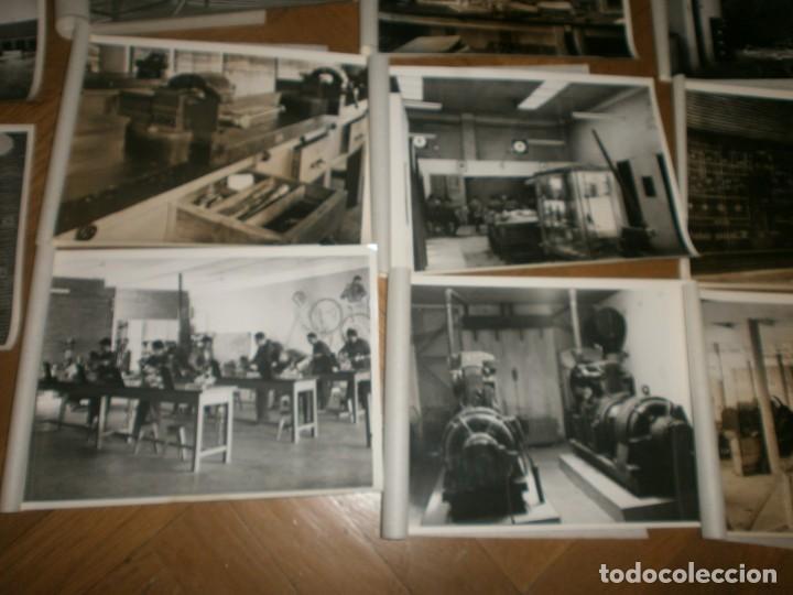 Fotografía antigua: 65 fotografías Mamegam- Centro Formación profesional Acelerada nº 1 jaén años 50 medida 24 X 18 cm. - Foto 7 - 200747730