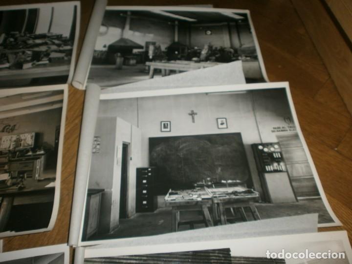 Fotografía antigua: 65 fotografías Mamegam- Centro Formación profesional Acelerada nº 1 jaén años 50 medida 24 X 18 cm. - Foto 9 - 200747730