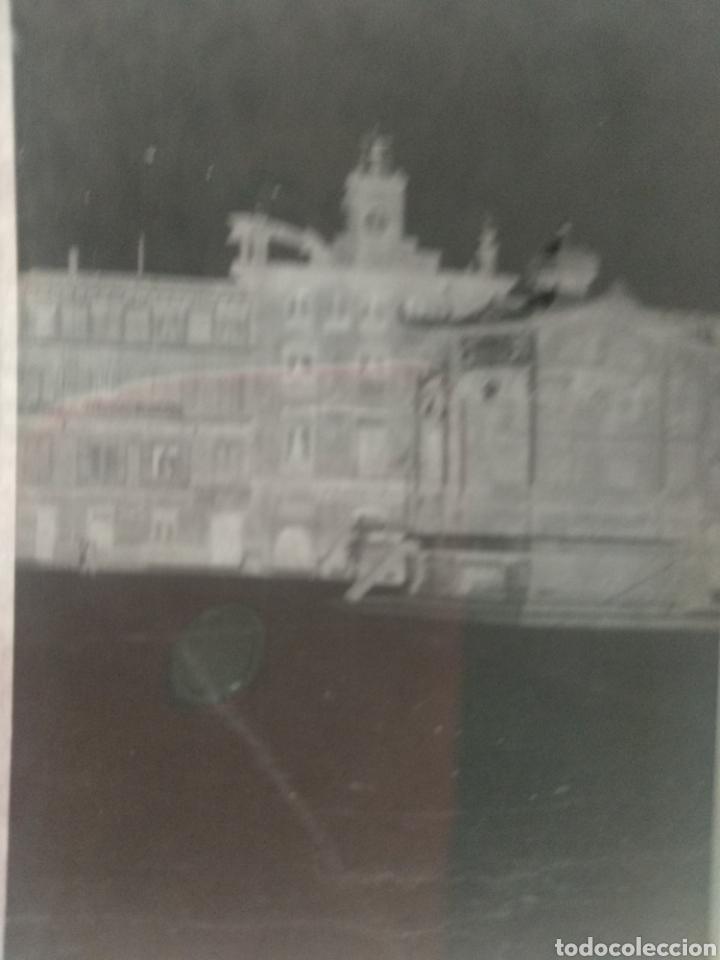 Fotografía antigua: FOTOGRAFIA Y NEGATIVO. VISTA TUDELA, NAVARRA. AÑO 1941. - Foto 3 - 203573900