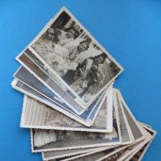 Fotografía antigua: VALENCIA, 20 ANTIGUAS FOTOGRAFIAS FALLERAS, AÑOS 1950 - VER FOTOS ADICIONALES. Lote 205038683