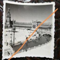Fotografía antigua: ANTIGUA FOTOGRAFÍA DE SEVILLA. FOTO AÑO 1951.. Lote 205595566
