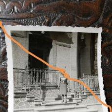 Fotografía antigua: ANTIGUA FOTOGRAFÍA. MUNICIPIO DE PANTICOSA. HUESCA. FOTO AÑO 1951.. Lote 205596728