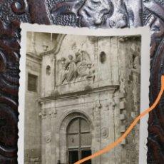 Fotografia antica: ANTIGUA FOTOGRAFÍA. MUNICIPIO DE SOLSONA. LÉRIDA. FOTO AÑO 1949.. Lote 205601501