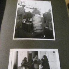 Fotografía antigua: 2 ALBUM FOTOGRAFIA FOTOS FAMILIAR . VIAJE A MALLORCA. TOSSA DE MAR . UNA FECHADA EN 1936. Lote 205803483