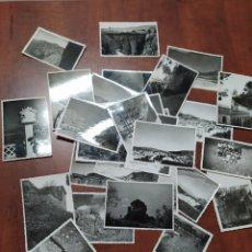 Fotografía antigua: LOTE DE 30 FOTOS ANTIGUAS DE DIFERENTES PUEBLOS DE LA COMUNIDAD VALENCIANA.. Lote 206155430