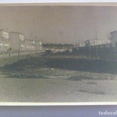 Fotografía antigua: FOTO DE UN EDIFICIO EN CONSTRUCCION, AÑOS 50. DE GELAN, SEVILLA ......... 11 X 16,5 CM. Lote 206183215