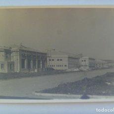 Fotografía antigua: FOTO DE UN EDIFICIO EN CONSTRUCCION, AÑOS 50. DE GELAN, SEVILLA ......... 11 X 16,5 CM. Lote 206298946